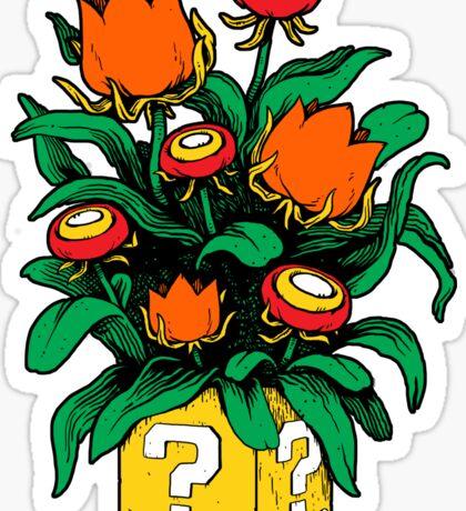 Florem Ignis Sticker