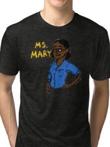 Mrs. Mary Tri-blend T-Shirt