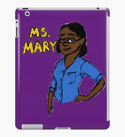 Mrs. Mary iPad Case/Skin
