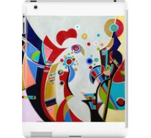 Waxing Wassily, by Alma L iPad Case/Skin