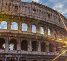 The Colosseum Sticker