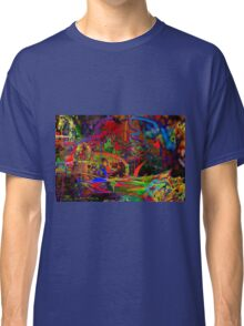 """Abstract Riot"" Classic T-Shirt"