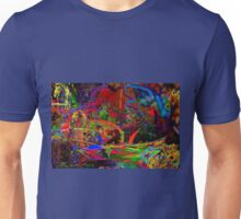 """Abstract Riot"" Unisex T-Shirt"
