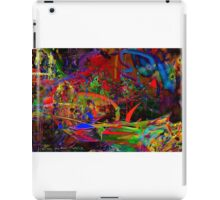 """Abstract Riot"" iPad Case/Skin"