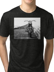 The Solo Mount Tri-blend T-Shirt