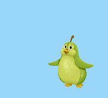 Pearnguin (Pear Penguin) by JordanMDalton