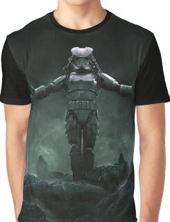 The Yautjatrooper Graphic T-Shirt