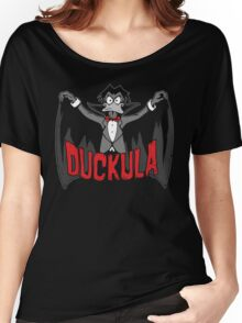 Count Duckula Women's Relaxed Fit T-Shirt