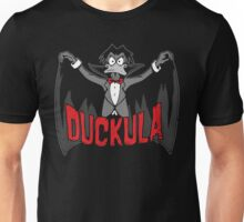 Count Duckula Unisex T-Shirt