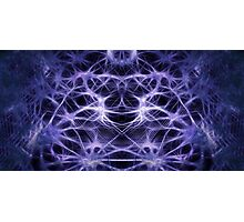 Abstract Hi Tech Forms Photographic Print