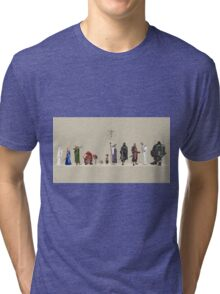 Lord of The Rİngs - Fellowship Tri-blend T-Shirt