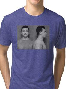 Manziel Mugshot Tri-blend T-Shirt