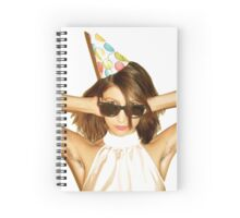 Colleen Green Spiral Notebook