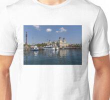 Postcard from Barcelona Unisex T-Shirt