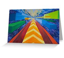 Emotions - Perseverance Greeting Card