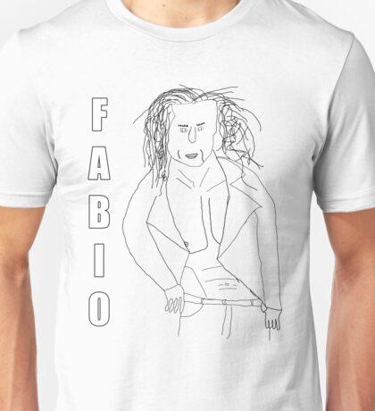 FABIO sketch by LSH Unisex T-Shirt