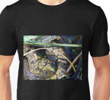 Two Blind Snakes Unisex T-Shirt