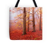 Burnham Beeches. November Tote Bag
