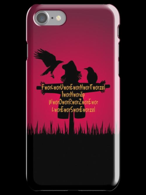 Fluent in Worzelese by Riott Designs