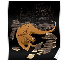 The Book Wyrm Poster