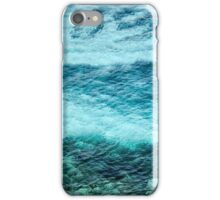 Just Blue  iPhone Case/Skin