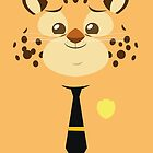 Stylized-ghepard-Clawhauser by Bertopo