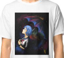Star Showers- Digital Art  Classic T-Shirt