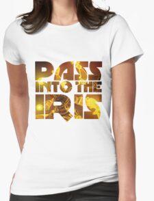 Pass into the Iris - Zenyatta Ulti Womens Fitted T-Shirt
