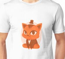 Cat in a hat Unisex T-Shirt