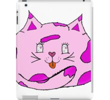 Mittens Purry Puff iPad Case/Skin