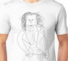 Fabio sketch by LSH (No Text) Unisex T-Shirt