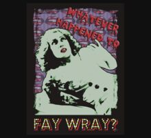 Whatever Happened To Fay Wray? Kids Clothes