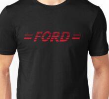 FORD RETRO BACKFLASH  Unisex T-Shirt