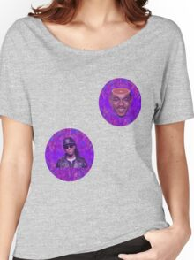 future and kendrick lamar as fruity pebbles Women's Relaxed Fit T-Shirt