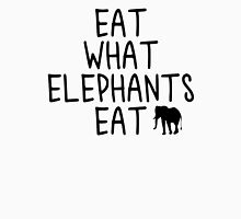 Eat what Elephants Eat T-Shirt