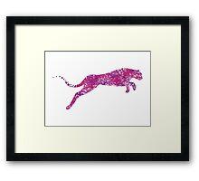 Cheetahs Spirit Framed Print