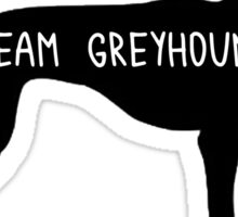 Team Greyhound Sticker