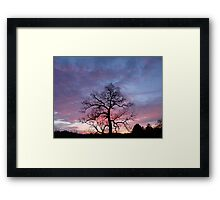 See It With Your Eyes Framed Print