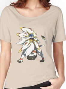 Solgaleo - Pokemon Sun Women's Relaxed Fit T-Shirt