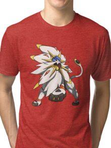 Solgaleo - Pokemon Sun Tri-blend T-Shirt