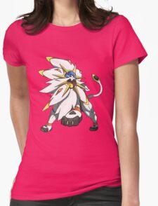 Solgaleo - Pokemon Sun Womens Fitted T-Shirt