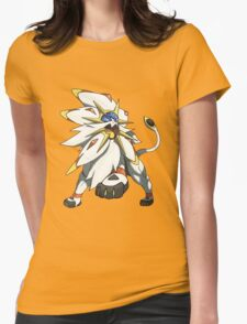 Solgaleo - Pokemon Sun Womens Fitted T-Shirt