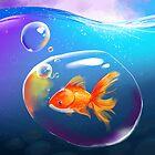 Goldfish by shellz-art