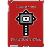Monster Hunter Hammer iPad Case/Skin