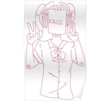 Beauty Face (2) Poster