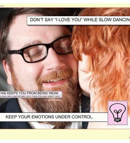 Modern Dating  Sticker