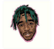 Lil Uzi Vert Art Print