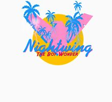 NightWing The Boy Wonder 80s Logo Unisex T-Shirt