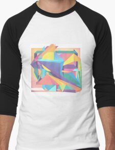 intervals Men's Baseball ¾ T-Shirt