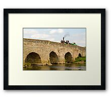 Whistle while you work  Framed Print